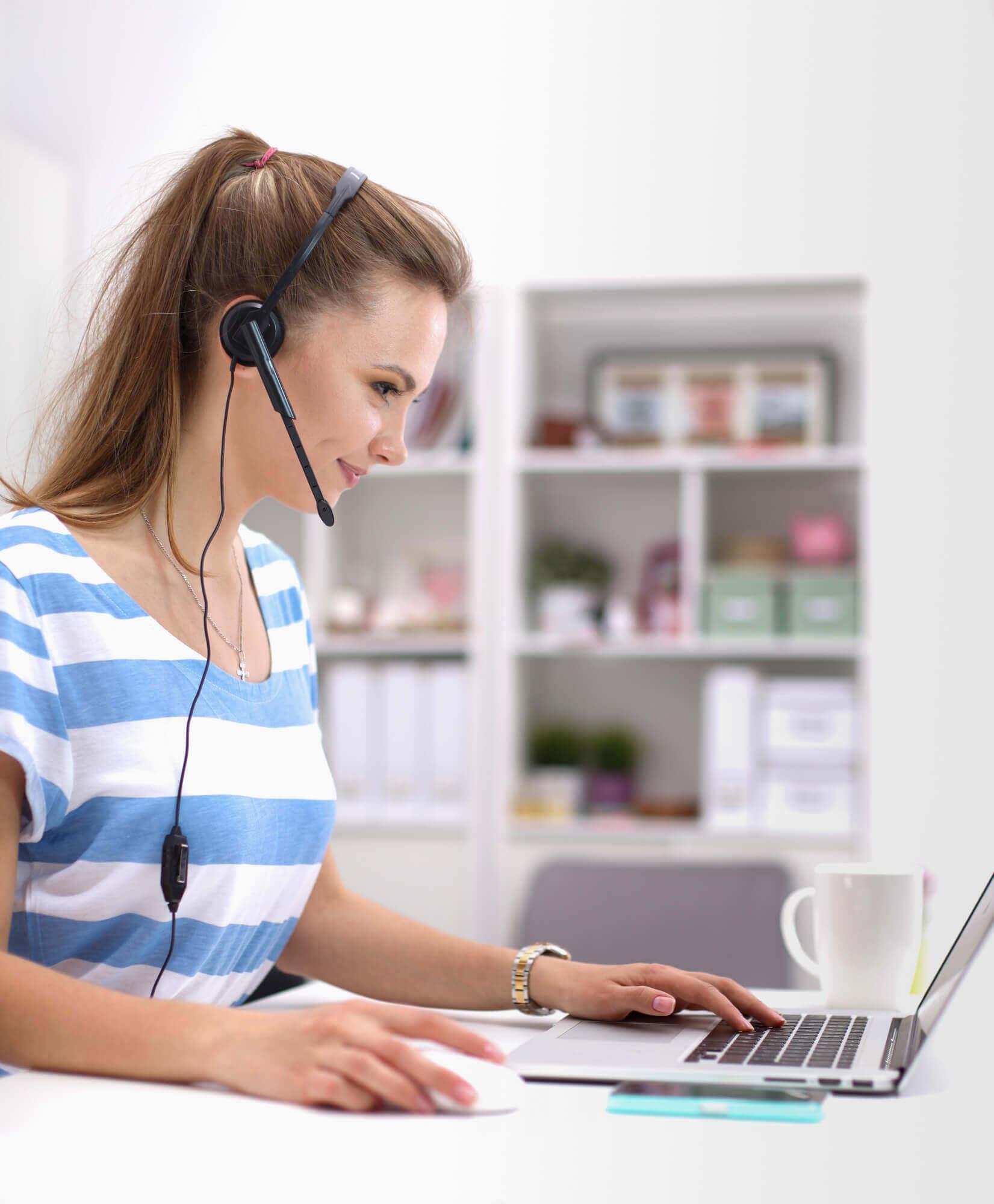 Virtueller Assistent im Kundensupport
